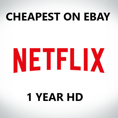 Netflix Gift Fast Delivery - 12 Month Warranty - Automated Website