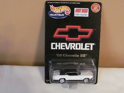 Hot Wheels Collectibles 1969 Chevrolet Chevelle Ss Limited Edition  ! New