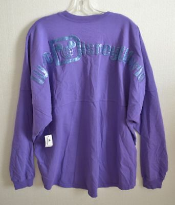 Disney Purple Potion Spirit Jersey Walt Disney World Size XXL New With Tags