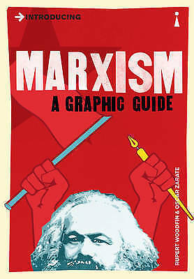 Introducing Marxism (A Graphic Guide) By Rupert Woodfin NEW (Paperback) Book