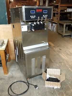 Alpine Freezer 360A Frozen Yogurt & Soft Serve Ice Cream Machine