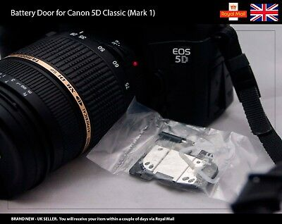 Replacement Battery Door for Canon EOS 5D Mark 1 Mark I Classic
