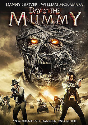 Day of the Mummy (DVD, 2014, Brand New)