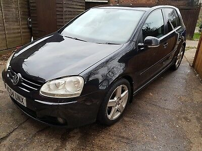 Vw Golf 5 Gt 2.0 Fsi For Parts Breaking leather interior