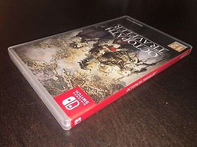 Octopath Traveller | Nintendo Switch (Boxed) FAST DISPATCH