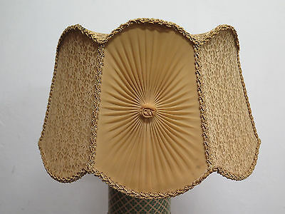 Lampshade Vintage For Table Lamp O Floor Lamp Fabric Beige R98