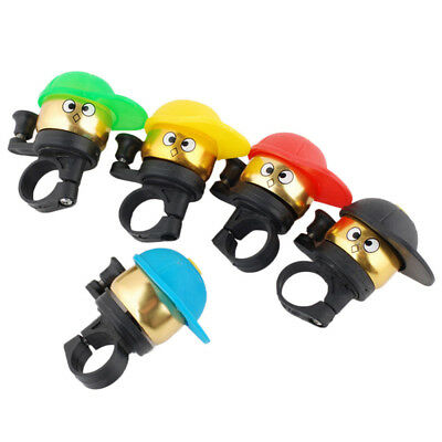 Kids Cute Bike Cycling Bell Mini Bell Small Boy Ring Bell Bicycle Cup Horn