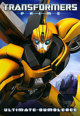 Transformers Prime: Ultimate Bumblebee (DVD, 2014) New