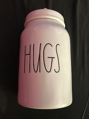 New Rae Dunn By Magenta LL HUGS Canister Valentines Day 2019