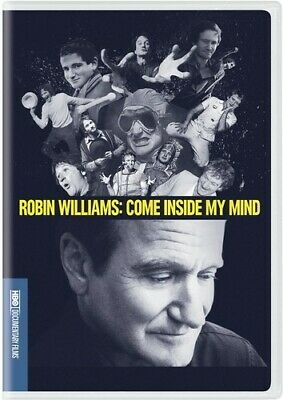 Robin Williams: Come Inside My Mind [New DVD]