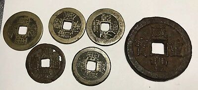 China, Ancient Coins? Unidentified, Different Dinasties