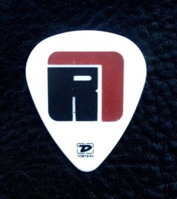 Relentless 7 Guitar Pick. 2010 Tour Logo Pick. Ben Harper Pick.