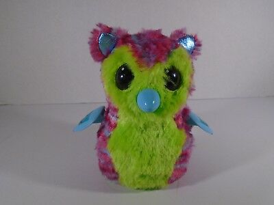 Spin Master Hatchimals Fabula Forest--Green / Pink / Blue Tigrette (Look)