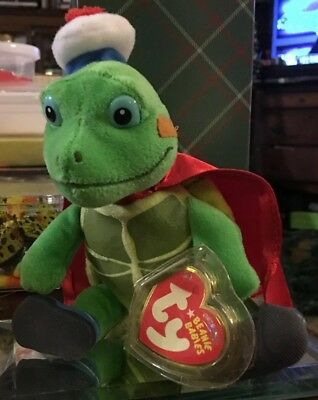 WONDER PETS TY NWT Beanie Baby - Tuck - Adorable Turtle Nick Jr ... 5ad8bd57ce0e