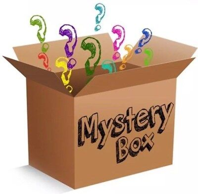 Mysteries box new item anything possible headphone, cable, charger $$