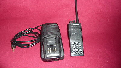 Motorola HT1000 VHF with charger and antenna