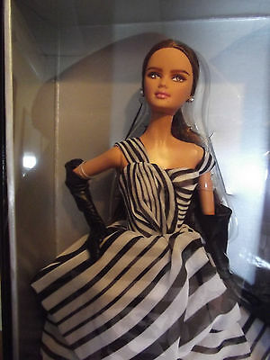2016 chiffon ball gown barbie doll..platinum label..LE 999 worldwide