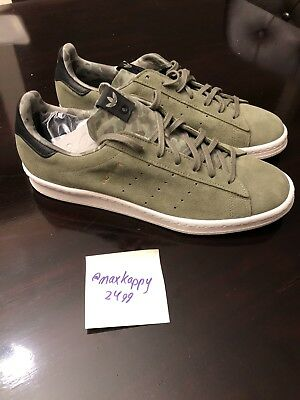 buy online 73e4f 27ca8 Adidas x Undefeated x Bape Campus 80s Olive Size 11.5