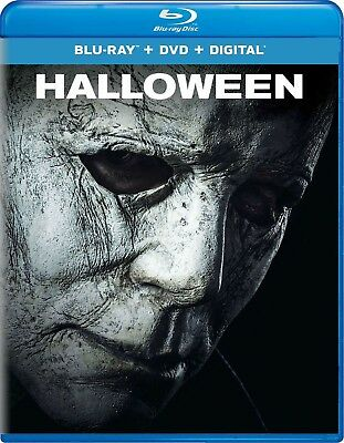 Halloween (2018) (Blu-ray/DVD, 2019, 2-Disc Set) Brand New, Free Shipping