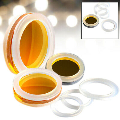 5Pcs Round Lens Washer for CO2 Laser Focal Lens Mirrors Outer Diameter 20mm Set