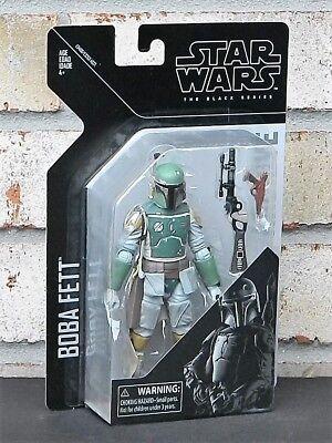 """Boba Fett Star Wars The Black Series Archive 6"""" Inch Action Figure ESB Wave 1"""