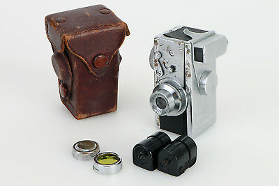 - Stecky Model II Subminiature Camera 16mm