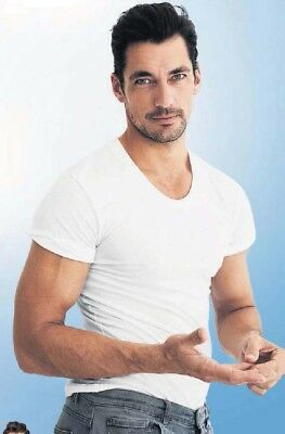UK Times Weekend January 2019: DAVID GANDY FEATURE