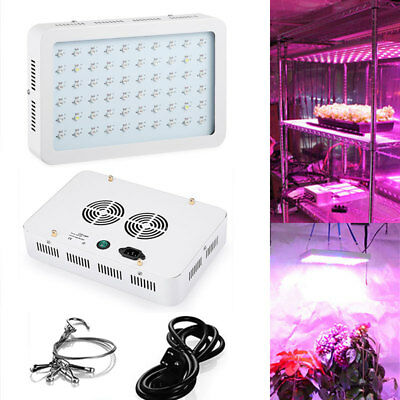 300W Full Spectrum LED Grow Light Veg Flower Pflanzenlampe Plant Lamp Lampe DE