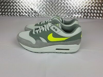 Nike Air Max 1 Ah8145 300 Mica Green Volt Clay Green Size 8.5