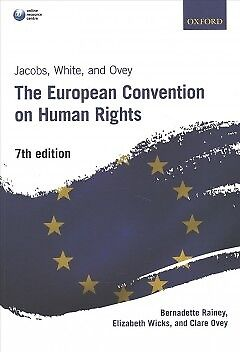Jacobs, White, and Ovey: The European Conventio...-NEW-9780198767749 by Rainey,