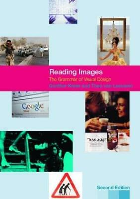Reading Images - The Grammar of Visual Design-NEW-9780415319157 by Kress, Gunthe