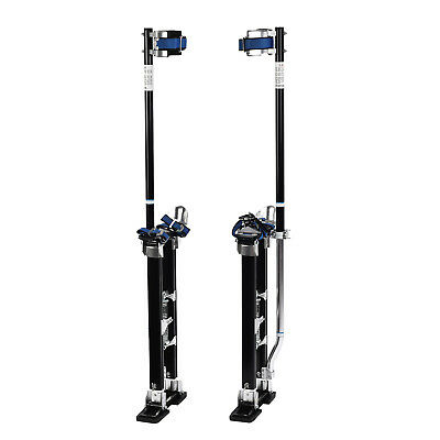 Drywall Stilts 24-40 Inch Aluminum Painters Walking Taping Finishing Tool Stilt
