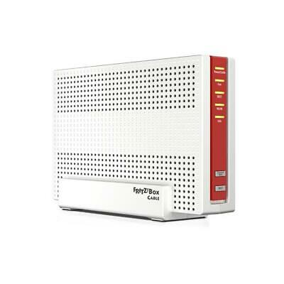 AVM FRITZ!Box 6590 Cable Modem MIMO WLAN AC+N Kabel Router 1733 + 800 Mbit