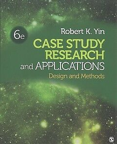Case Study Research and Applications-NEW-9781506336169 by Yin, Robert K.