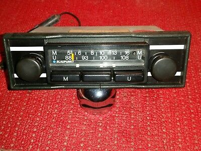 BLAUPUNKT Ludwigshafen * 1976 * Beautiful Vintage Radio Car