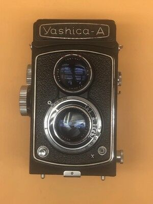 Yashica 'A' TLR Twin Lens Camera
