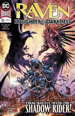 Raven Daughter Of Darkness #12 (Of 12) - Dc Universe - Release Date 30/01/19