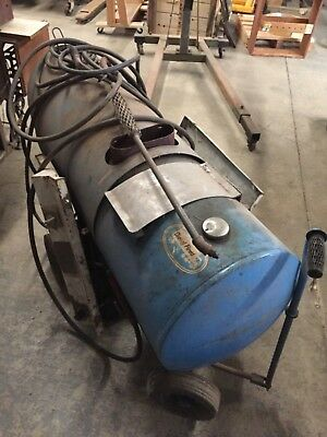 Marathon electric diesel industrial pressure washer