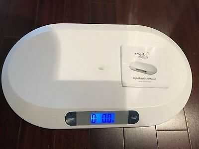 Smart Weigh Comfort Baby Scale 20kg/44lbs