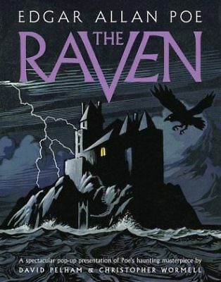 The Raven - NEW - 9781419721977 by Poe, Edgar Allan/ Wormell, Christopher (ILT)