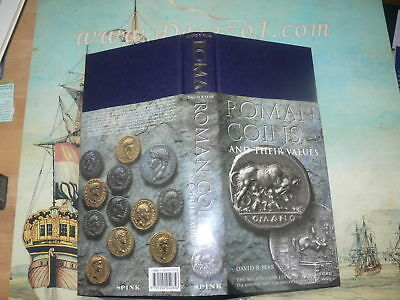 Sear-Roman Coins and Their Values, V.1- The Republic and the Twelve Caesars