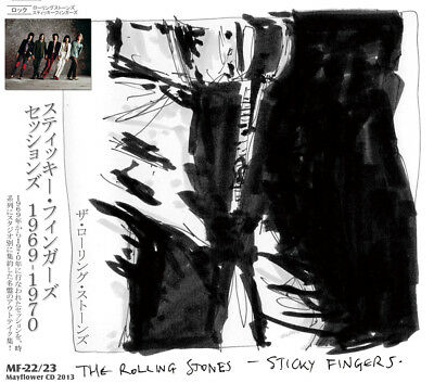 The Rolling Stones Sticky Fingers Sessions 2Cd