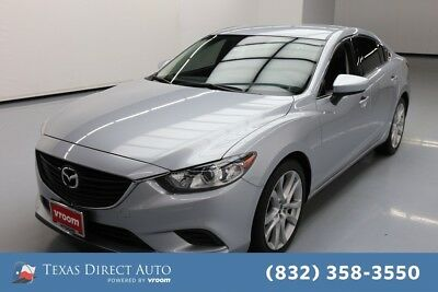 2016 Mazda Mazda6 i Touring Texas Direct Auto 2016 i Touring Used 2.5L I4 16V Automatic FWD Sedan