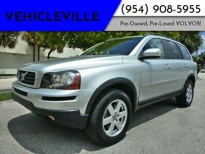 2007 XC90 3.2 4dr SUV w/ Versatility Package 2007 VOLVO XC90 3RD ROW VERY LOW 83K MILES! LOADED! WARRANTY!**