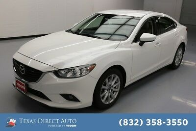 2015 Mazda Mazda6 i Sport Texas Direct Auto 2015 i Sport Used 2.5L I4 16V Automatic FWD Sedan