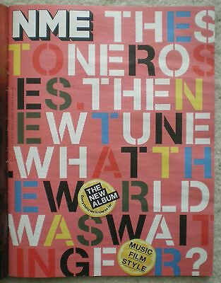 The Stone Roses – NME magazine – 20 May 2016