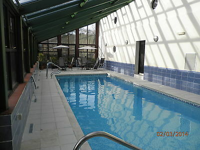 Holiday Home  Private Heated Indoor Swimming  Pool  Friday 25 th Jan 3 Nights