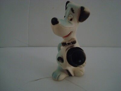 Vintage 1960's Dell Huckleberry Hound Rubber Squeeze Toy