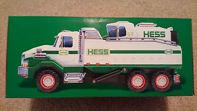2017 Hess Dump Truck And Loader-New
