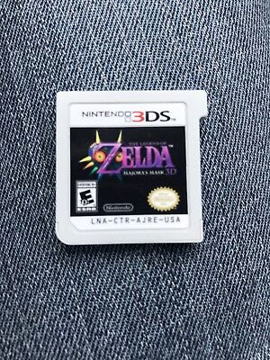 Majora's Mask 3D The Legend of Zelda 3DS